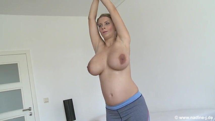 Голая гимнастика для беременных