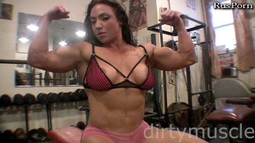 Порно видео с тяжелоатлетками
