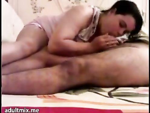 Реальное домашнее порно мусульманской пары из Турции