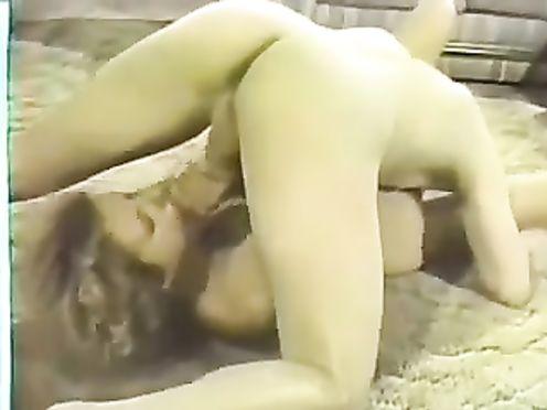 Подборка любительского ретро порно 20-го века