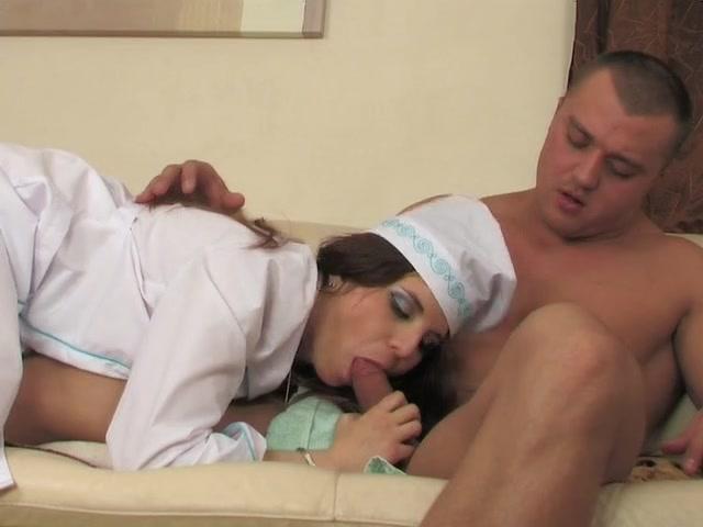 Медсестра Массажистка Порно